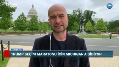 Trump Seçimlerin Kaderini Belirleyen Michigan'a Gidiyor
