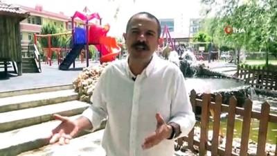 bayram tatili -  Afyonlular sokağa çıkma yasağını apart kaplıcalarda geçirecek