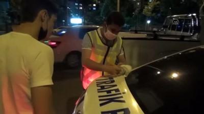 Bayram öncesi trafik denetimi - KAHRAMANMARAŞ