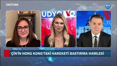 Çin'den Tartışma Yaratan Hong Kong Adımı
