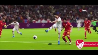 - e-EURO 2020 sanal turnuvası öncesinde milli futbolculardan, e-millilere destek