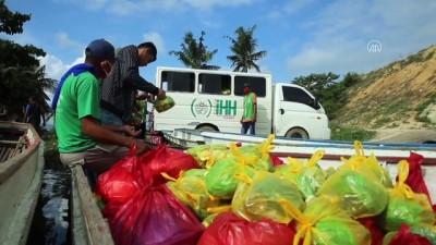 İHH'dan Asya ülkelerine ramazan yardımı - İSTANBUL