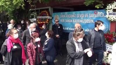 kalp krizi -  İstanbul Tıp Fakültesi'nin duayen hocası Prof. Dr. Mehmet Emin Darandeliler fakültede anıldı