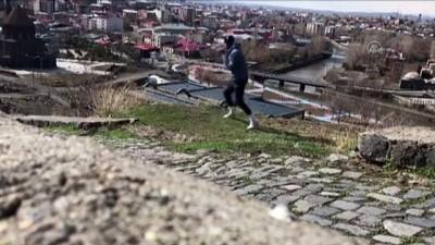 milli sporcu - Milli boksörler izole alanlarda olimpiyatlara hazırlanıyor - BAYBURT