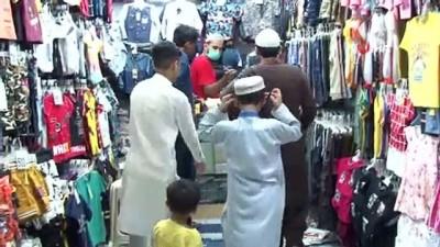 - Pakistan'da bayram hazırlıkları başladı