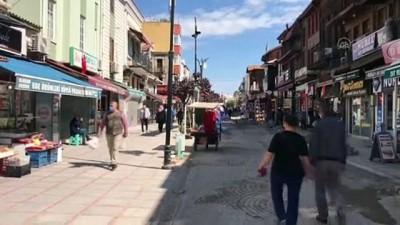 ozel guvenlik - Trakya'da 'Evde kal' çağrısına kısmen uyuluyor - EDİRNE / KIRKLARELİ / TEKİRDAĞ
