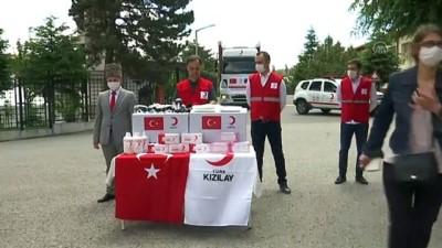 solunum cihazi - Türkiye'den Dağıstan'a tıbbi yardım - ANKARA