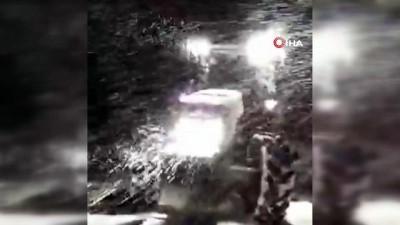 yagisli hava -  Amasya'da 23 Mayıs'ta yağan kar şaşırttı
