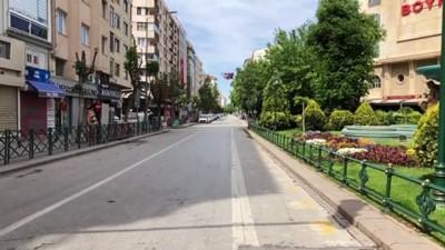opel - Cadde ve sokaklar boş kaldı - ESKİŞEHİR