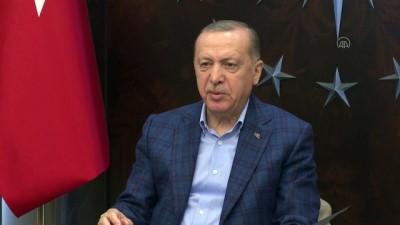 Cumhurbaşkanı Erdoğan: 'Yeni bir gönül seferberliği başlatıyoruz' - İSTANBUL