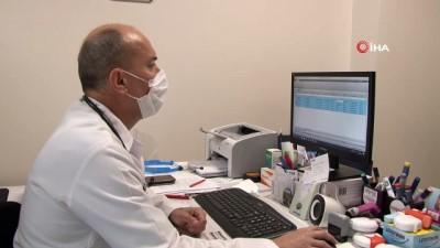 """Dr. Özotuk: """"Şeker hastaları şekerli gıdalardan uzak durmalı'"""