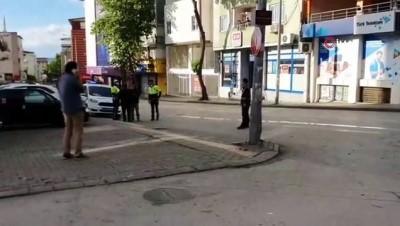 Görevden dönen Vefa Sosyal Destek Grubu kaza yaptı