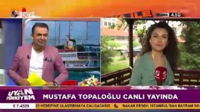 uyan turkiyem - Mustafa Topaloğlu'ndan Bülent Ersoy'a şok sözler