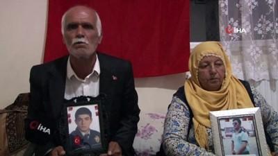 PKK tarafından kaçırılan polis memuru Vedat Kaya'nın annesi Emine Kaya:'10 bayramdır çocuğumu göremiyorum.Bayramlar bize zehir oluyor'