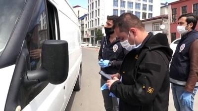 Polis, aracıyla hastaneye gitmeye çalışan kalp hastasına destek oldu - KARS