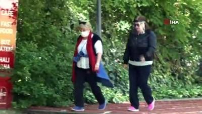 65 yaş ve üstü vatandaşlar için üçüncü sokağa çıkma izni