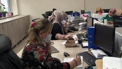 seyahat yasagi -  Çay toplamak için Rize'ye gelen vatandaş sayısı 15 bin 394'e ulaştı
