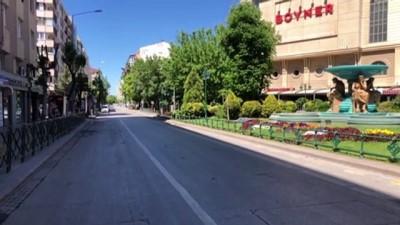 opel - Güney Marmara ile Eskişehir ve Kütahya bayramı 'sessiz' karşıladı - ESKİŞEHİR/BALIKESİR