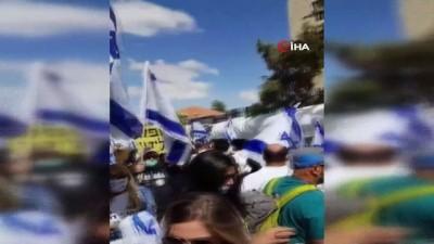 - İsrail Başbakanı Netanyahu'nun yargılandığı davanın ilk duruşması sona erdi