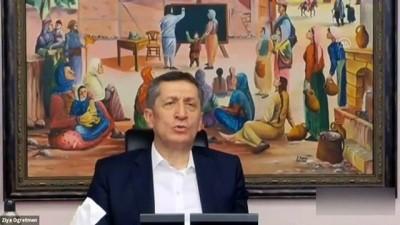 ingilizce - Milli Eğitim Bakanı Selçuk, imam hatip lisesi öğrencileriyle buluştu - ANKARA
