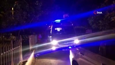 para cezasi -  Bahçede alkol alan komşusunu bıçakladı, firar etti