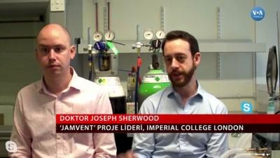 solunum cihazi - İngiltere'de Üretilen Solunum Cihazı Hayat Kurtaracak