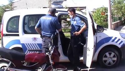 para cezasi -  Seydişehir'de denetimler sürüyor