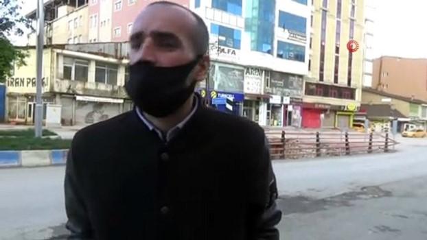 opel -  Yüksekova'da bayramın ikinci gününde de sokaklar sessiz