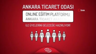 ATO üyelerine online eğitim desteği