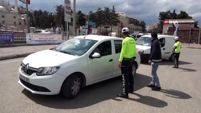 para cezasi -  Şanlıurfa'da kısıtlamayı ihlal eden 431 kişiye ceza