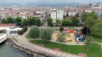 para cezasi -  Yalova'da kısıtlamaya uymayan 513 kişiye ceza
