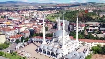 dezenfeksiyon -  Kırıkkale'deki camiler ve pazar alanları ibadete hazır