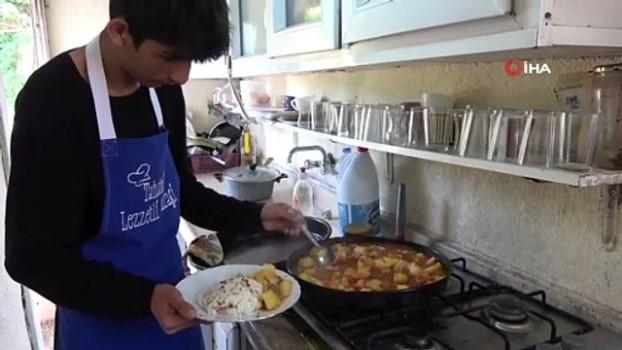 fenomen -  Köy evinde yaptığı yemeklerle sosyal medya fenomeni oldu