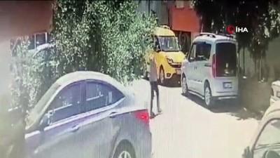 para cezasi -  Su dağıtıcısının motosikletini dakikalar içinde çaldı, 1 saatte yakalandı
