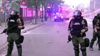 - ABD'de ırkçılık isyanı şiddetini arttırdı - Minneapolis Polis Merkezi ateşe verildi, eyalet genelinde acil durum ilan edildi