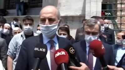 Diyanet İşleri Başkanı Ali Erbaş'tan Cuma namazı sonrası açıklama