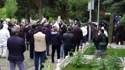 İlahiyatçı Ömer Döngeloğlu, Edirnekapı Şehitliğine defnedildi