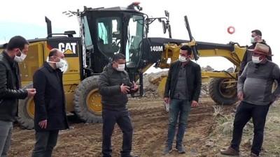 ekolojik -  Kaymakam Mehmetbeyoğlu'ndan 'Kent Ormanı' müjdesi