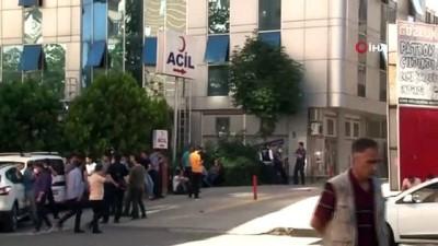 bassagligi -  Diyarbakır'da saldırıya uğrayan polis şehit oldu