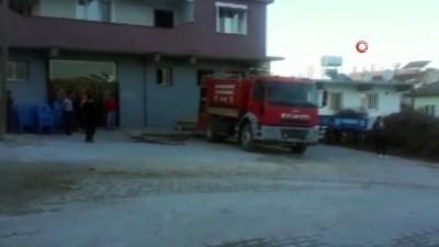 askeri toren -  Hataylı şehidin evine dev Türk bayrağı asıldı