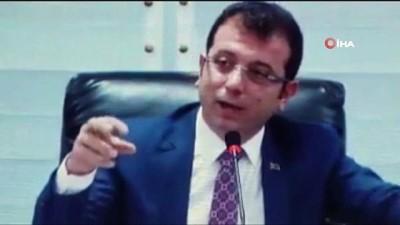 İBB Başkanı İmamoğlu Başkan Göksu'yu doğruladı
