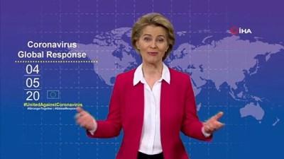 - AB, korona virüs aşısı için 7 milyar 400 milyon Euro bağış topladı