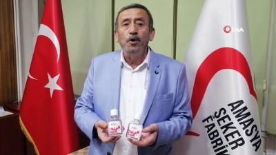 ocaklar -  Yerli ve milli dezenfektanın ham maddesi Amasya'dan