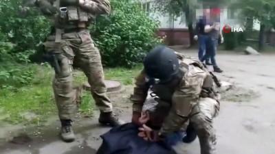 - Ukrayna'da gizli roket projesini Rusya'ya sızdırmaya çalışan ajan yakalandı