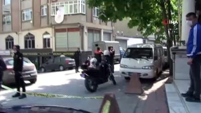 pazarci -  Beyoğlu'nda pazarcı kavgasında silahlar konuştu