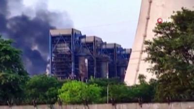 kimya -  - Hindistan'da enerji santralinde patlama: 8 yaralı