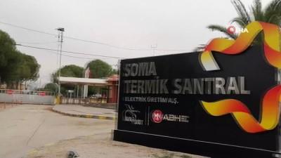 Soma Termik Saltrali'nin geçici faaliyet süresi 31 Mayıs'a uzatıldı