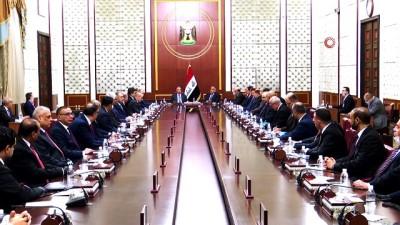 - Irak Başbakanı el-Kazimi, Abdülmehdi'den görevini devraldı