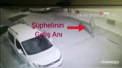 Motosiklet hırsızı suç makinesi yakalandı