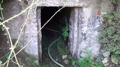 gizemli -  Sinop'taki 3 bin yıllık tüneller gizemini koruyor